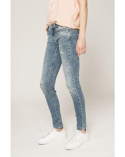 Зауженные брюки с заниженной талией Liu Jo