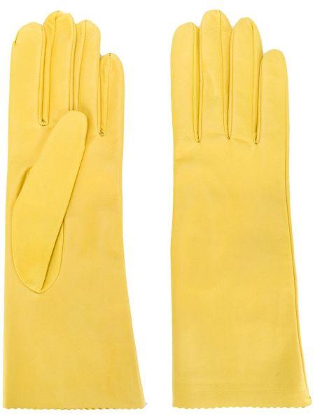 Перчатки желтый Manokhi