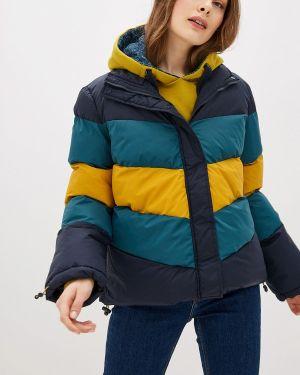 Утепленная куртка демисезонная весенняя Stitch & Soul