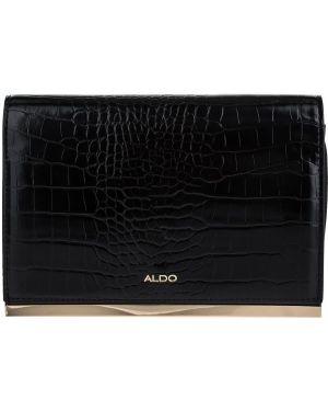 Черный клатч Aldo