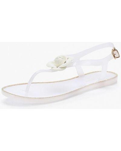 Белые ботинки спортивные King Boots
