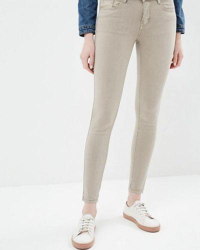 Бежевые брюки Miss Bon Bon