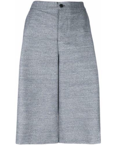 Однобортные шорты с карманами на пуговицах Stephan Schneider