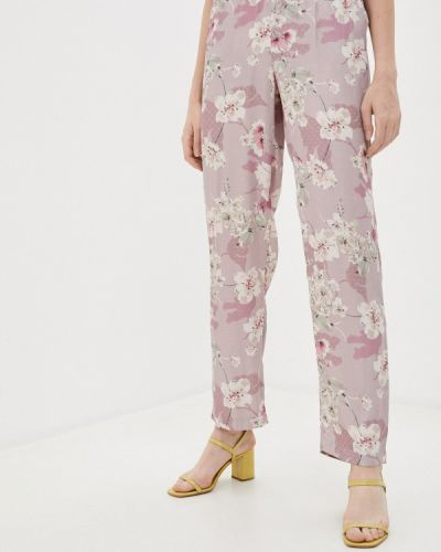 Повседневные розовые брюки Belarusachka