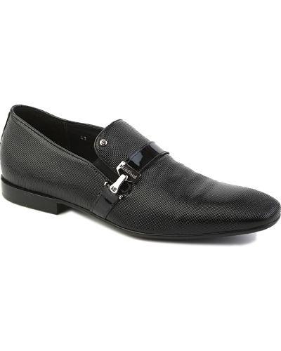 Кожаные туфли - черные Mario Bruni