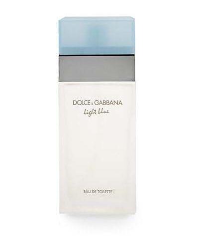Комбинированная белая туалетная вода с янтарем Dolce & Gabbana
