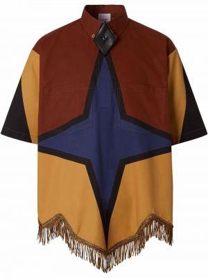 Koszula krótki rękaw Burberry