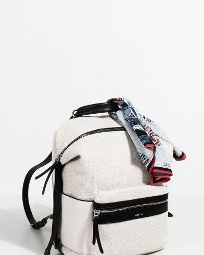 Рюкзак с подкладкой белый Parfois