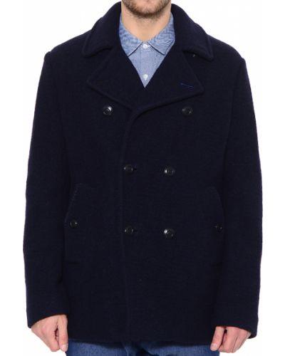 Пальто шерстяное черное Up To Be
