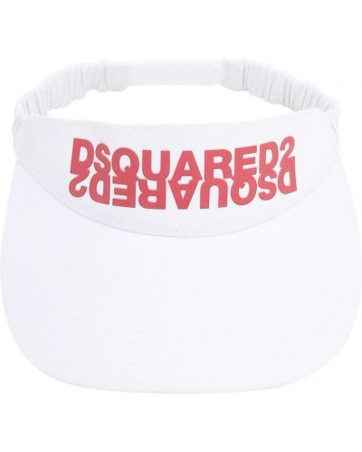 Козырек с логотипом Dsquared2