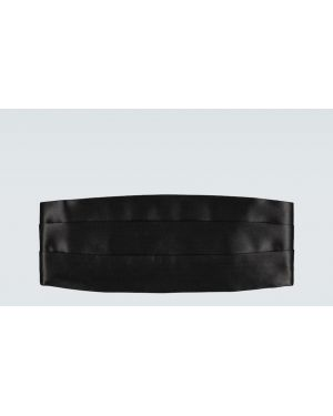 Pasek elastyczny czarny Tom Ford