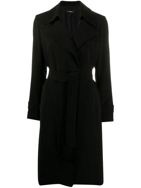 Пальто пальто с поясом Theory