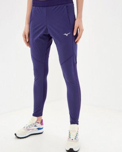 Спортивные брюки - фиолетовые Mizuno