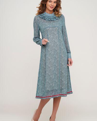 Платье на молнии Anna Yakovenko