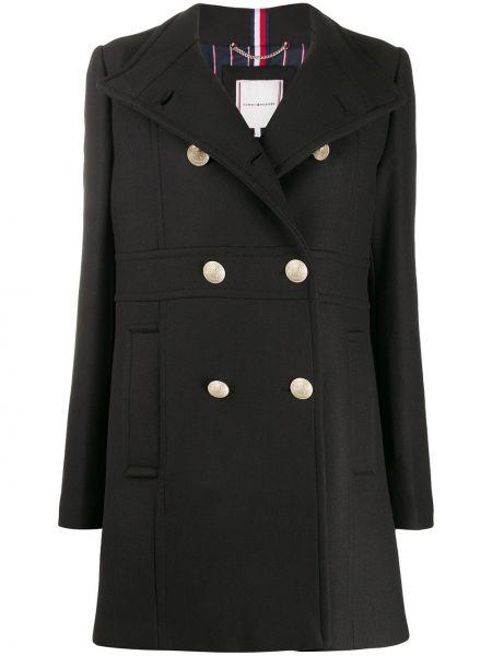 Пальто с воротником пальто Tommy Hilfiger