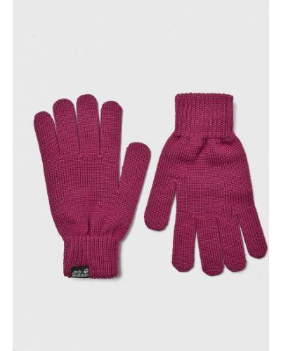 Перчатки текстильные трикотажные Jack Wolfskin