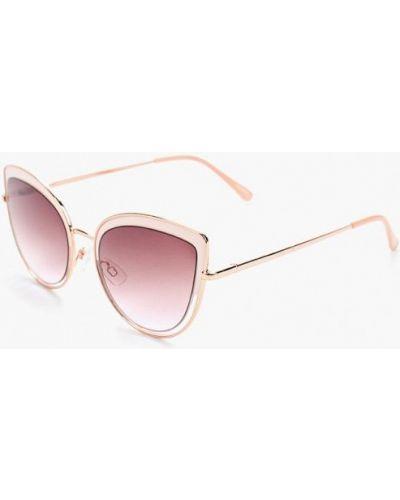 Розовые солнцезащитные очки Aldo