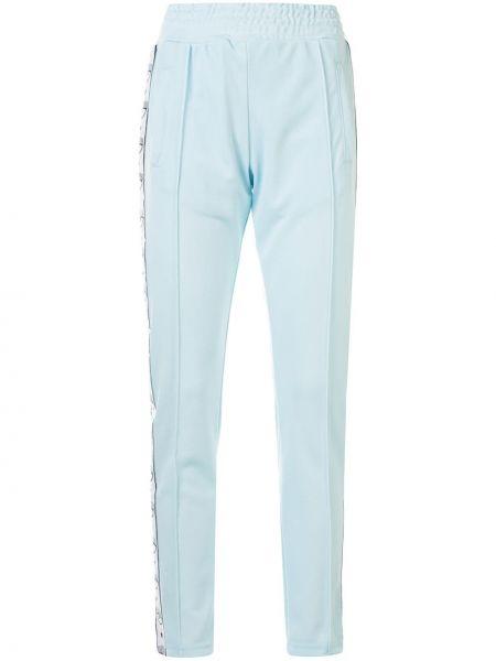 Sportowe spodnie z wysokim stanem z kieszeniami Chiara Ferragni