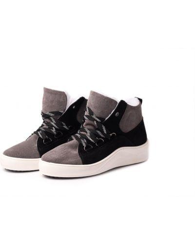 Кожаные кроссовки Bandinelli