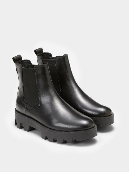 Ботинки челси - черные Marc O'polo