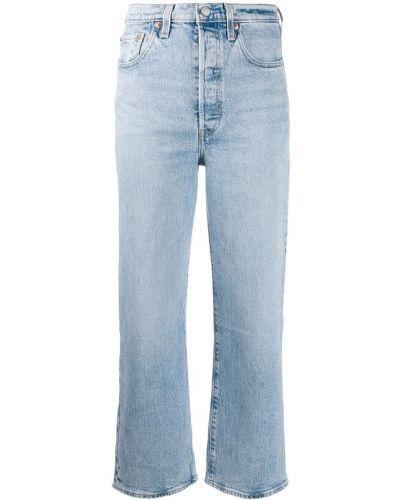 Niebieskie jeansy Levi's
