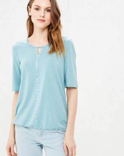 Голубая футболка Gerry Weber