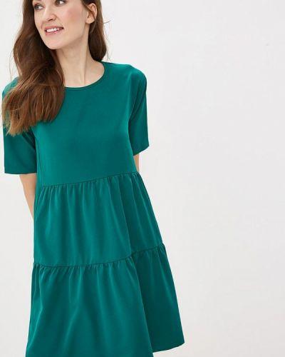 Платье индийский зеленый Indiano Natural