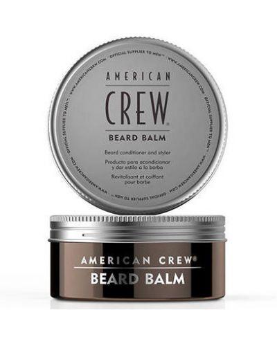 Бальзам для бороды с американской проймой American Crew