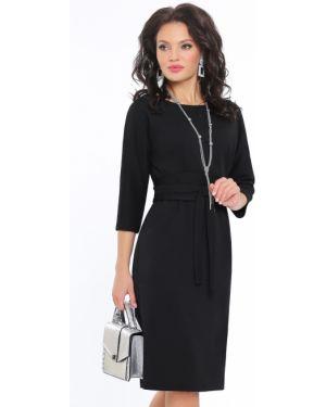 Вечернее платье деловое платье-сарафан Dstrend