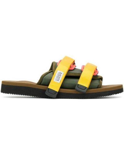 Beżowe sandały Suicoke