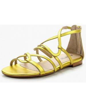 Желтые сандалии Jb Martin