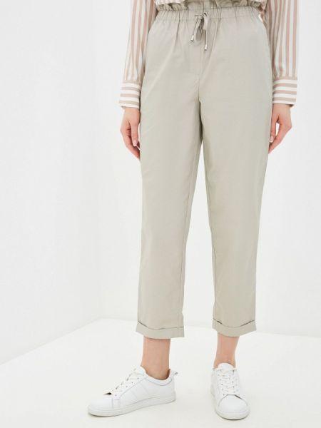 Бежевые брюки Unq