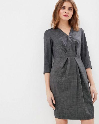 Платье серое Madeleine