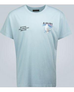 Koszula z nadrukiem światło Amiri
