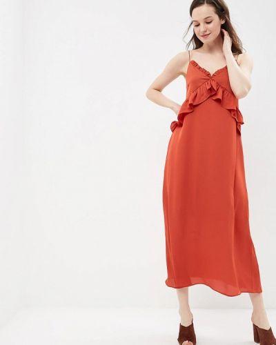 Красное платье Miss Miss By Valentina