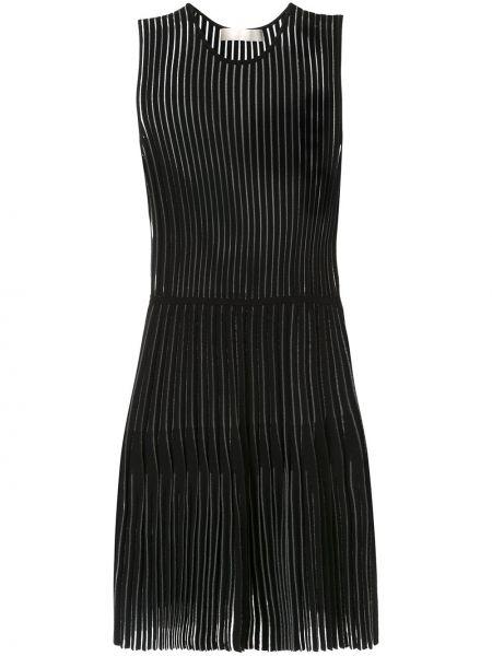 Платье плиссированное со складками Dion Lee