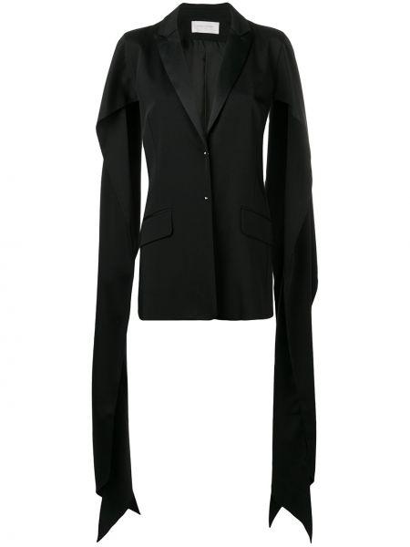Куртка черная на пуговицах Esteban Cortazar