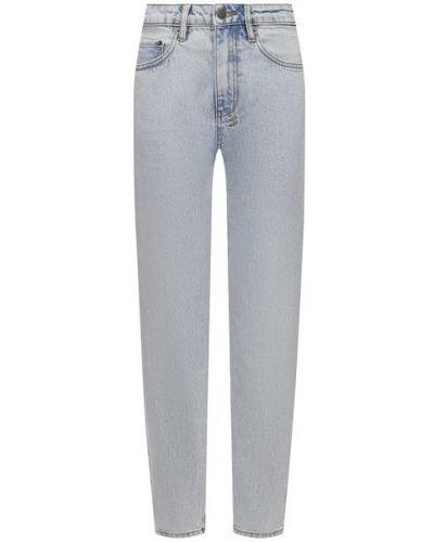 Хлопковые джинсы - голубые Ksubi