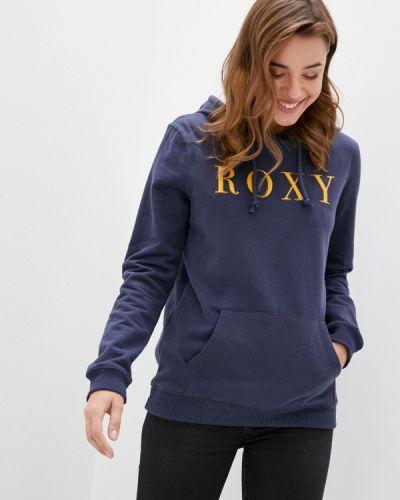 Синее худи Roxy