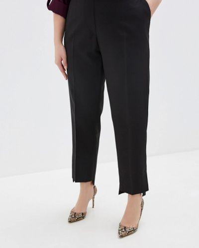 Классические брюки итальянский черные Kitana By Rinascimento