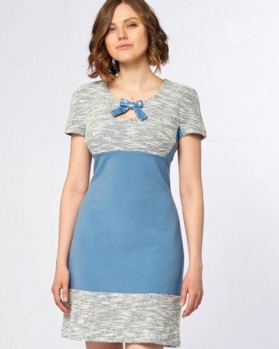 Коктейльное платье осеннее Ано