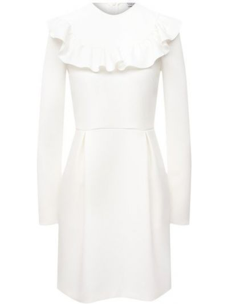 Купальник-платье белое итальянское платье Redvalentino