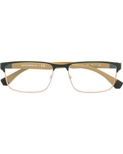 Okulary przeciwsłoneczne dla wzroku, zielony Emporio Armani