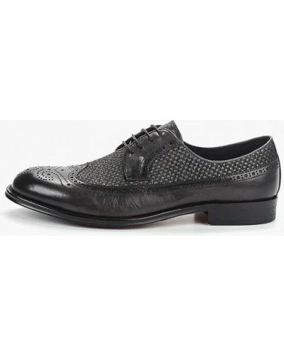Туфли серые Marco Lippi