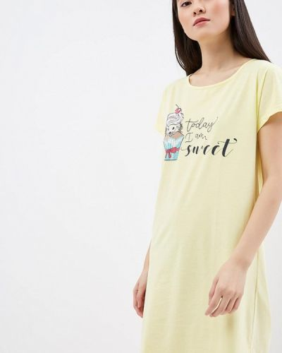 Желтое платье Vis-a-vis