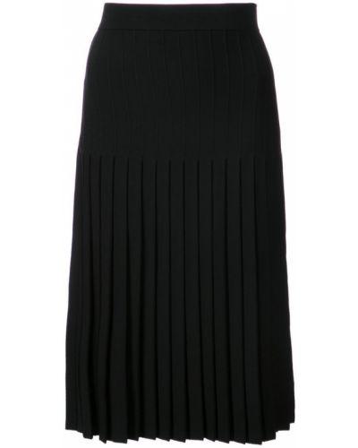 Плиссированная юбка миди с завышенной талией Jonathan Simkhai