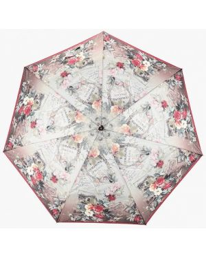 Зонт серый Fabretti