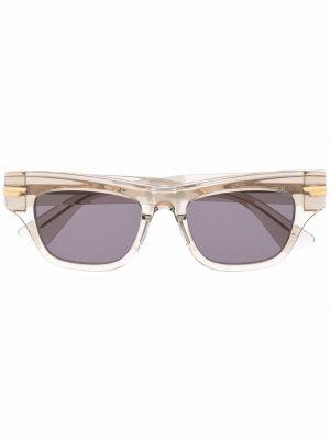 Солнцезащитные очки - золотые Bottega Veneta