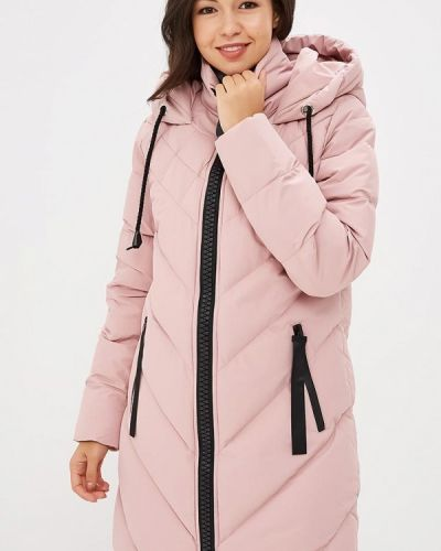 Розовая куртка Regular