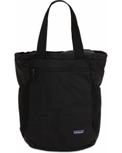 Черный рюкзак сетчатый Patagonia